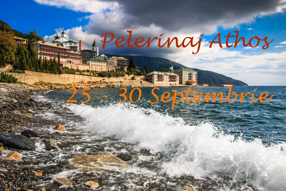 pelerinaj athos 25 30 septembrie